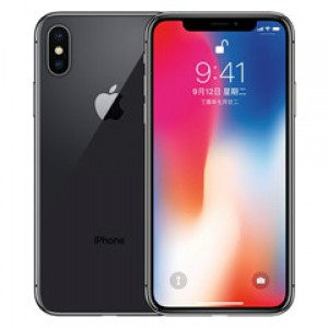 iPhone X-64GB-Grade A